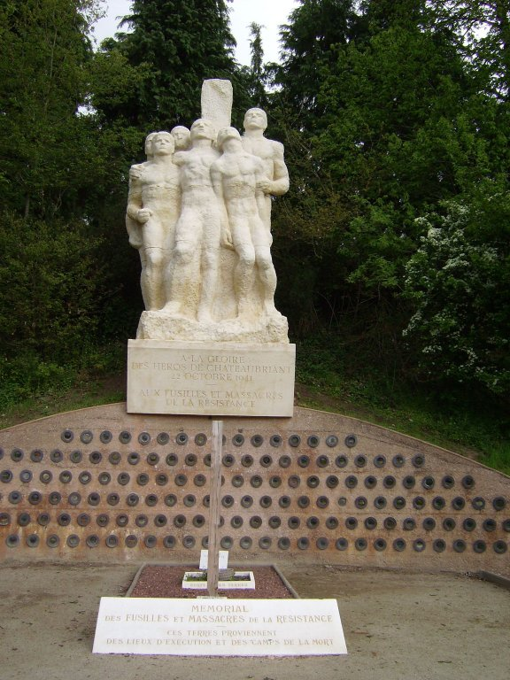 Denkmal in Châteaubriant
