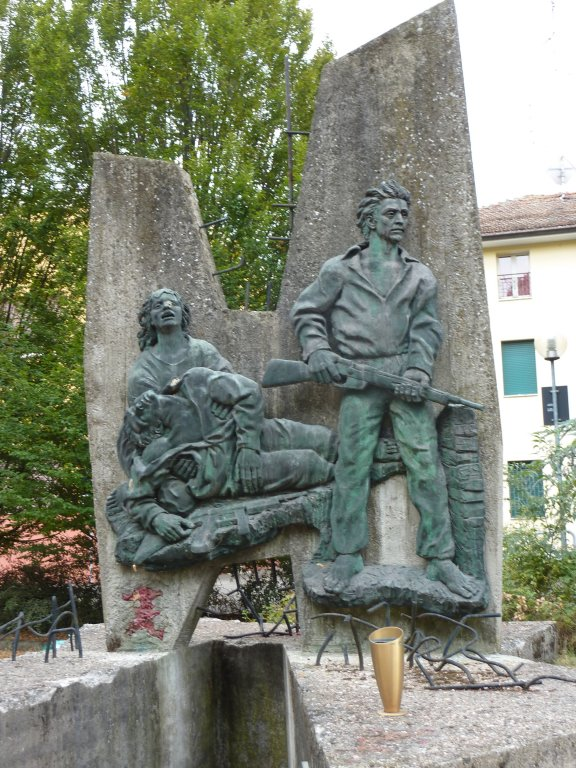 Denkmal in Cadelbosco