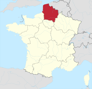 Lage der Region; Quelle: Wikipedia