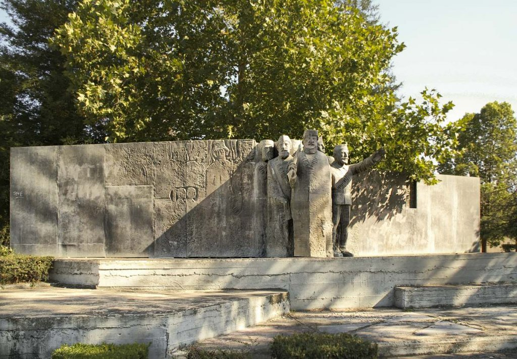 Monument des Nationalen Widerstands in Lamia